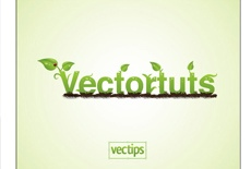 Creating an Environmentally Friendly Green Type Treatment  - VECTORTUTS