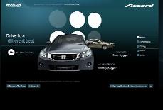 All-new 2008 Honda Accord