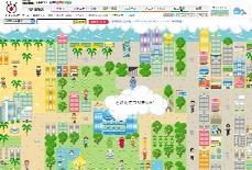 フジテレビのサイトマップ