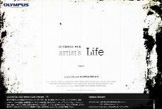 OLYMPUS PEN artist's Life