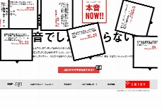 日本ビジネスアート株式会社:新卒採用サイト2011