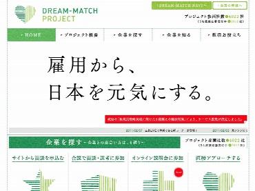 ドリーム・マッチ プロジェクト