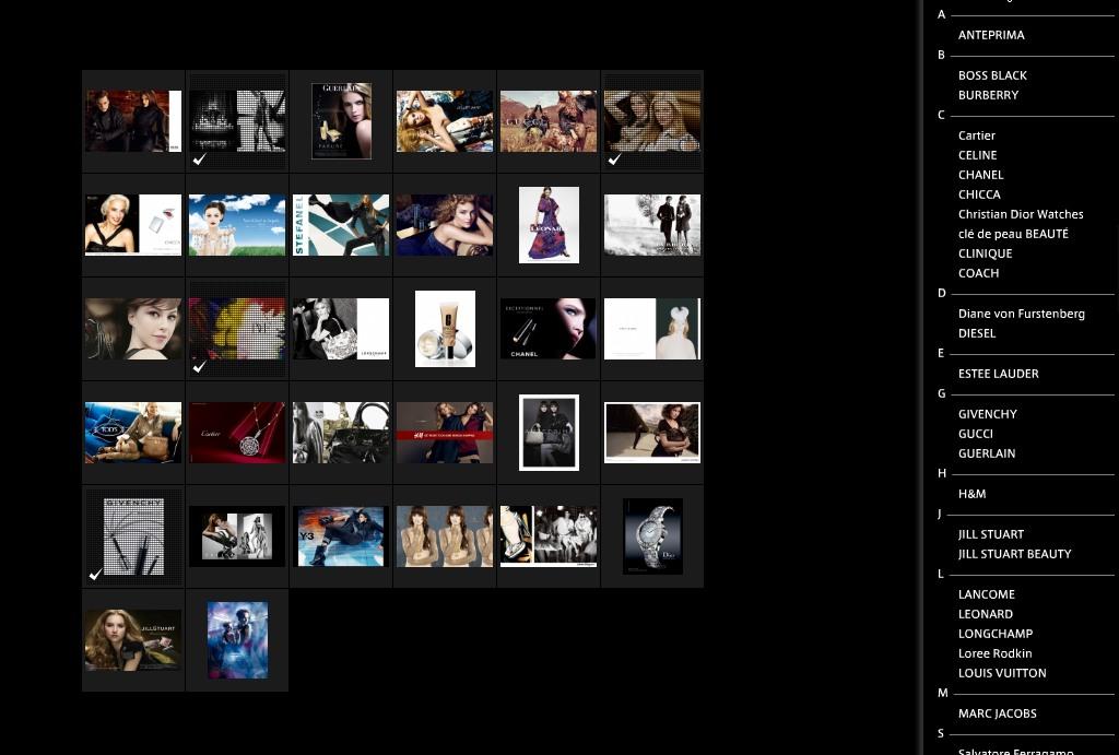 1425e18e7bfc ファッションサイト|ジャンル|WEBデザインのリンク集【YSIG / Your ...