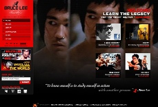 The Official Website of Bruce Lee